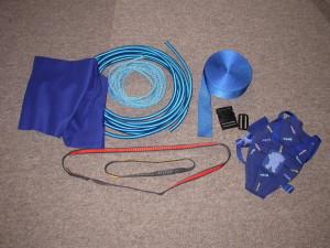 Bouncer materials